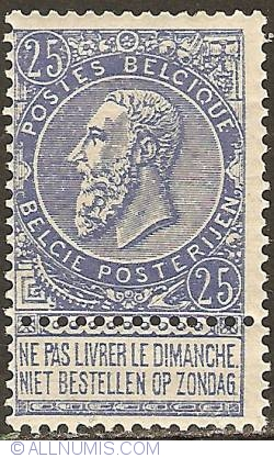 Image #1 of 25 Centimes 1893