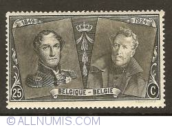 Image #1 of 25 Centimes 1925 - Leopold I and Albert I