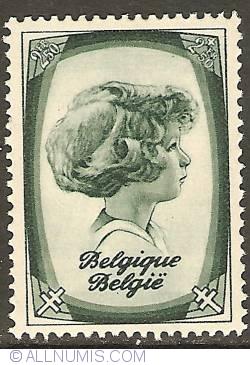 Image #1 of 2,50 + 2,50 Francs 1938 - Prince Albert