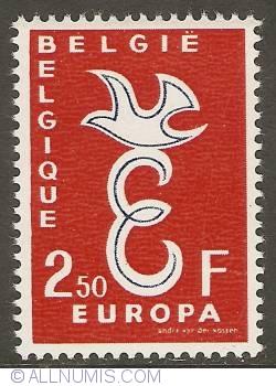 Image #1 of 2,50 Francs 1958