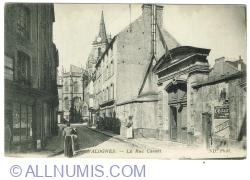 Image #1 of Valognes - La Rue Carnot