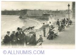 Image #1 of Biarritz - Terrasse de la Place Bellevue (1925)