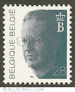 Image #1 of 28 Francs 1992