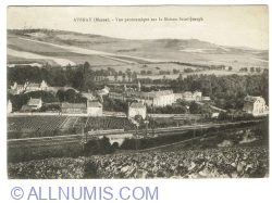 Image #1 of Avenay-Val d'Or - Panoramic View on Home Saint-Joseph (1929)