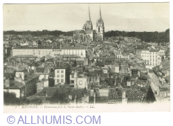 Image #1 of Bayonne - Panorama from Saint-André (1920)