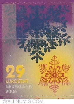 Image #1 of 29 Eurocent 2006 - December Stamp