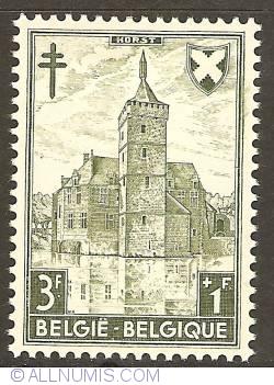 Image #1 of 3 + 1 Francs 1951 - Castle of Horst