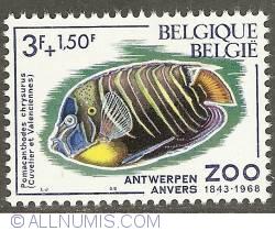 Imaginea #1 a 3 + 1,50 Francs 1968