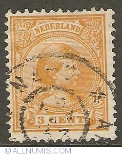Image #1 of 3 Cent 1891