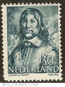 Image #1 of 30 Cent 1943 - Cornelis Tromp