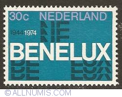 Image #1 of 30 Cent 1974 - 30th Anniversary of Benelux