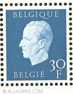 Image #1 of 30 Francs 1976 - Silver Jubilee King Baudouin