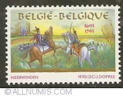 Image #1 of 30 Francs 1993 - Battle of Neerwinden (Landen)