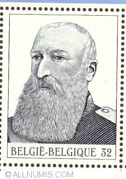 Image #1 of 32 Francs 1999 - King Leopold II