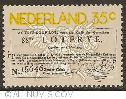 Image #1 of 35 Cent 1976 - 250 Years of State Lottery