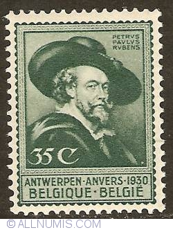 Image #1 of 35 Centimes 1930 - Pieter Paul Rubens