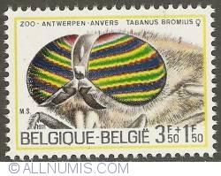 Image #1 of 3,50 + 1,50 Francs 1971 - Tabanus Bromius