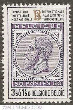 Image #1 of 3,50 + 1,50 Francs 1972 - Belgica '72
