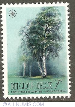 Image #1 of 3,50 Francs 1970 - European Beech