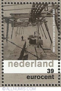Image #1 of 39 Eurocent 2003 - Ijmuiden - North Sea Pier 1869