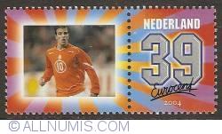 Image #1 of 39 Eurocent 2004 - Rafael van der Vaart