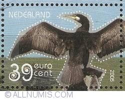 Image #1 of 39 Eurocent 2005 - Cormorant