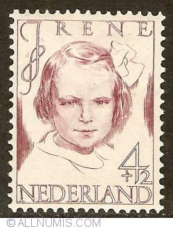 Imaginea #1 a 4 + 2 Cent 1946 - Princess Irene
