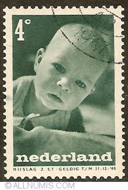 Image #1 of 4 + 2 Cent 1947 - Child