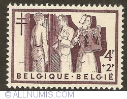 Image #1 of 4 + 2 Francs 1956 - Radiology