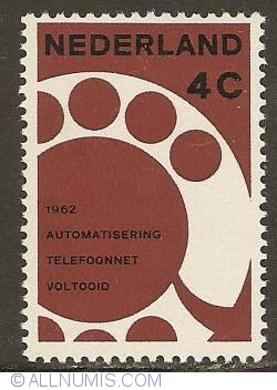 Imaginea #1 a 4 Cent 1962 -Dial