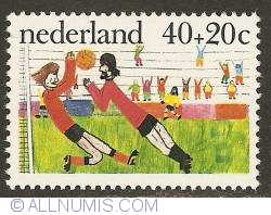Image #1 of 40 + 20 Cent 1976 - Soccer