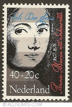 Image #1 of 40 + 20 Cent 1978 - Anna-Maria van Schuurman