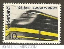 Image #1 of 40 Cent 1964 - 125 Years of Railways