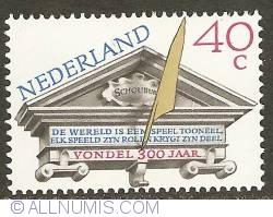 Image #1 of 40 Cent 1979 - Joost Van den Vondel