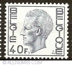 Image #1 of 40 Francs 1977
