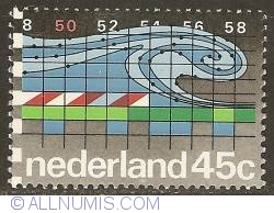 Imaginea #1 a 45 Cent 1977 - Diagram of Currents in water