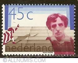 45 Cent 1978 - Eduard Verkade