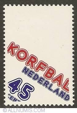Image #1 of 45 Cent 1978 - Korfball