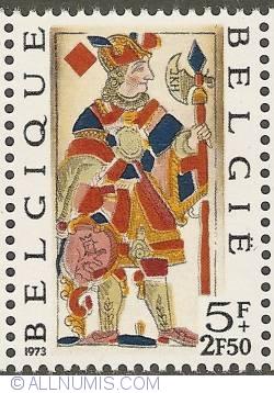 Image #1 of 5 + 2,50 Francs 1973