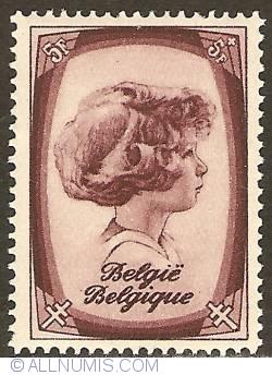 Image #1 of 5 + 5 Francs 1938 - Prince Albert