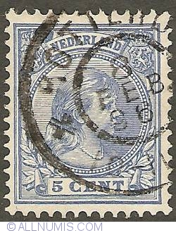 Image #1 of 5 Cent 1891