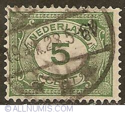 Image #1 of 5 Cent 1922