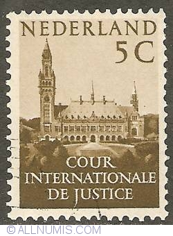 Image #1 of 5 Cent 1953 - Palace of Peace The Hague
