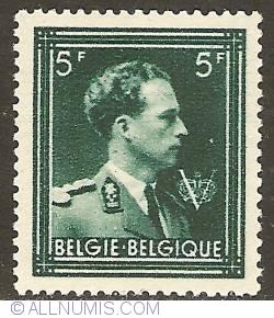 Image #1 of 5 Francs 1944