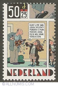 Image #1 of 50 + 25 Cent 1984 - Violinist