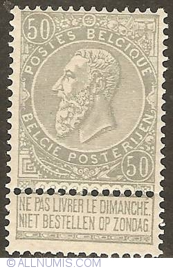 Image #1 of 50 Centimes 1897