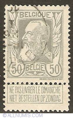 Image #1 of 50 Centimes 1905