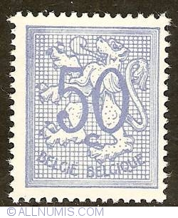 Image #1 of 50 Centimes 1951 - Heraldic Lion