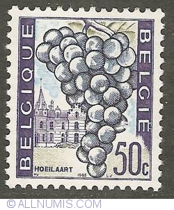 Image #1 of 50 Centimes 1965 - Hoeilaart