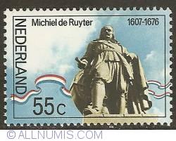 Image #1 of 55 Cent 1976 - Michiel de Ruyter